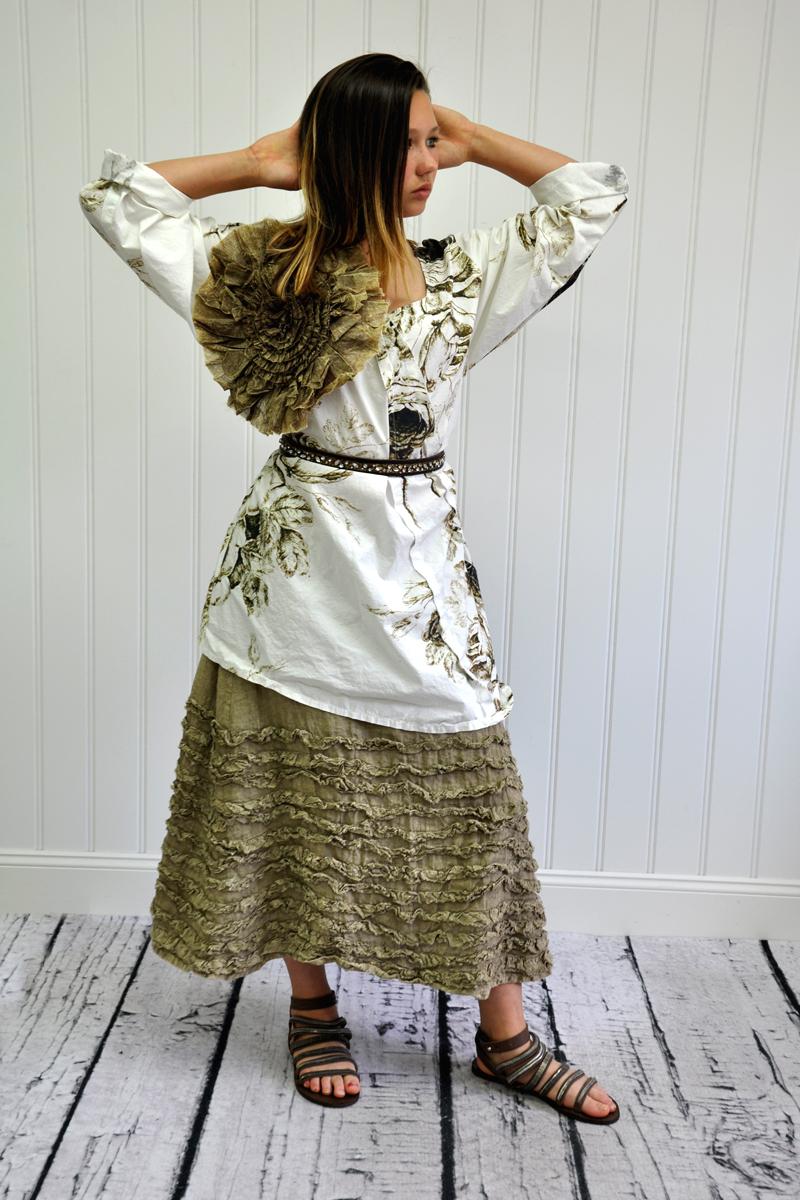 billowy  Billowy Shirt - Krista Larson Designs
